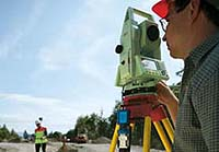 Topographic Survey - Land Survey - Utility Survey